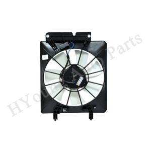 A/C Condenser Radiator Cooling Fan fit Honda CR-V Element 2.4 L4 38611PNA003 HO3113116 38611PZDA01 75390 38615PNB003