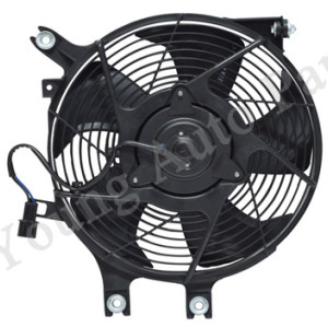 A/C Condenser Radiator Cooling Fan fit Mitsubishi Montero Sport 31455015200 75568 MR315449 610770 1730118