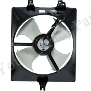 Auto A/C Radiator Cooling Fan fit Honda Accord Acura TL FA 50010C 38611P8CA01 620228 2811409 2561071 75572