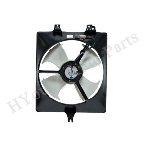 Auto A/C Radiator Cooling Fan fit Honda Accord Acura TL FA 50010C 38611P8CA01 620228 2811409 2561071 75572