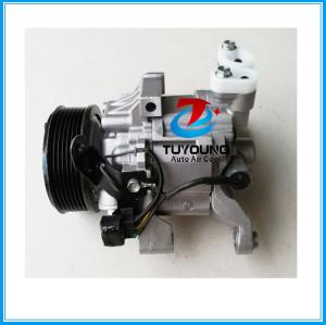 DKV10R ac compressor for Subaru Forester/Impreza OE#73111SC001 Z0007811A 983A014757 73111SG000 Z0007811B 984000116