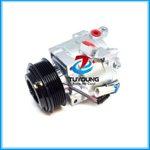 QS90 for car Chevrolet Sonic Opel Mokka Adam auto air conditioning ac compressor 98496 95370313 95468152 1618430 95468152