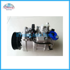 6SEU14C auto air conditioning compressor for Audi A8 Q7 447190-6400 4E0260805BC 4E0260805AK 447190-6402