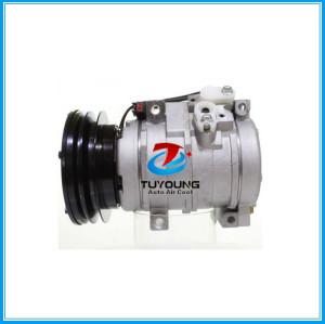 10S17C auto ac compressor for Caterpillar 300 312 315C 320C 68016 231-6984 10H17C 2316984 447180-8270 DCP99803