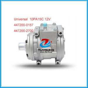 10PA15C Universal Vehicle Air Conditioning Compressor 447200-0157 447200-2700