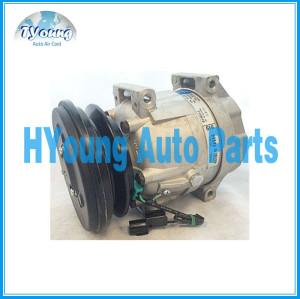 V5 auto air conditioning ac compressor for Hyundai Machinery 24V 11Q6-90040 A5W00258A 11Q690040 11Q6-90041 11Q690041 715618