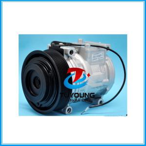 Denso 10PA15C 68057 ac compressor fit MB Mercedes benz Trucks Actros SK truck A0002340811 A002340811 9062300311 447200-0014 0002340811