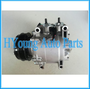 HS090R TRES07 ac compressor for Honda Jazz/Fit/City 38810-PWA-J02 38810-PWA-006 38800-P14-006 38810PWA006