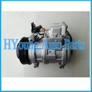 High quality auto parts A/C compressor 10PA17C for MERCEDES BENZ 0472008543 4471002060 4471002063