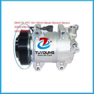 NEW clutch auto ac compressor clutch for Nissan X-trail T31 2.0 92600EN22A DSC17EC 115mm 6PK