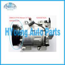 NEW clutch Car ac compressor clutch for Nissan X-Trail T31 2.5L 2007- 92600ET82A 92600JG30A DNK335 6pk