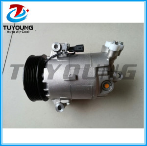 CVC auto air conditioner compressor for Nissan Qashqai Dualis 92600-JD000 92600-JD700 7711368525 8200356576 92600-BR70A