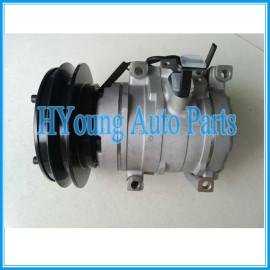 Factory direct sale auto parts a/c compressor 10S15C Caterpillar Hitachi 4472204053 20Y9796121 447220-4053