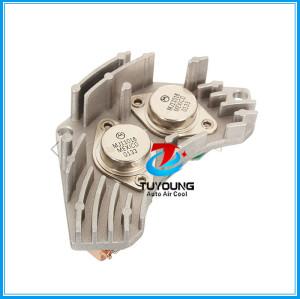 Fan Blower Resistor for Peugeot Citroen 106 405 406 6 Pins 644178 698032 847283W 847283R