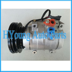 10S17C auto ac compressor for Caterpillar 300 312 315C 320C 68016 231-6984 10H17C 2316984 447180-8270 DCP99803