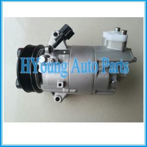 Factory direct sale auto parts a/c compressor CSV511 for NISSAN SYLPHY 92600-1U60A A41011A13031 12-009773