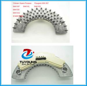 5 Pins Blower Fan motor Resistor for Citroen Xsara Picasso Peugeot 206 307 6441AP 6441AL 6441K0