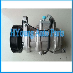 Auto air conditioner compressor 10S17C for Toyota Crown 88320-30651 447200-0112 447200-6129 471-0152 471-0153 15-20953 77382