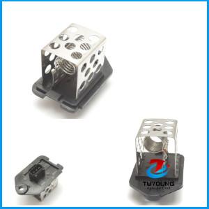 3 pins Blower Fan motor Resistor for Peugeot 206 307 406 807 1.9D 1267E3,Citroen Berlingo C2 C3 9641212480 1267E3