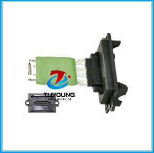 4 pins Blower motor Resistor for Peugeot 1007 Citroen C2 C3 2002-2014 6441Q8