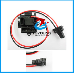 for Renault Trafic Heater Motor Blower Resistor 7701050325 4409452 91158691 Valeo 509900