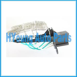 6 pins Heater Resistor Rheostat fit Scania Truck Heater Motor Fan Blower Resistor 1738098 1425070