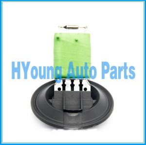 4 pins Heater Resistor Rheostat fit for AUDI A2 VW POLO SEAT IBIZA SKODA FABIA 6Q0959263 6Q0959263A