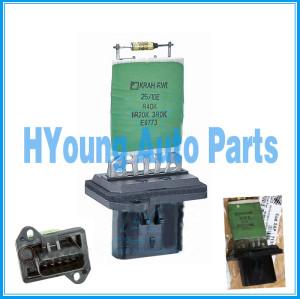 Auto air AC blower Resistor MACK 5 Terminal 12v OEM# 3543-H2480 85115768 850-7947 PTAC1558 85115768 11-1227 3543-H2480 128106 3543H2480