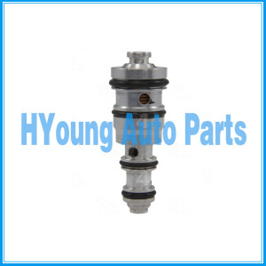 Black V5 CONTROL VALVE R134A, 7cm length,fit Daewoon GM Chevrolet Harrison China factory supply