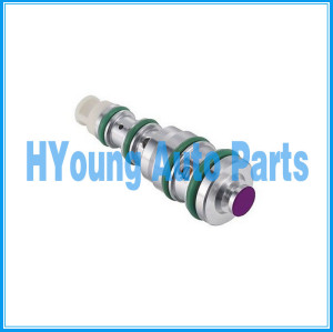 Purple V5 CONTROL VALVE R134A, 7cm length, 41 psi pressure , fit Daewoon GM Chevrolet Harrison China factory supply