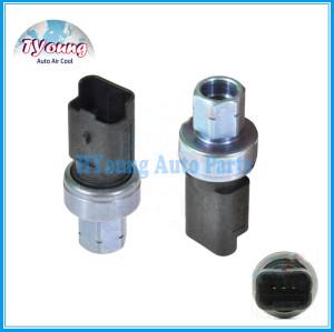 PN# 6455.Z3 9647971280 3 pins Auto Air con Pressure Switch for Citroen Peugeot Fiat