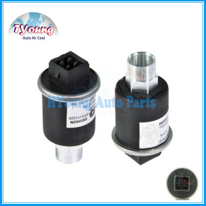 4 pins Auto Air con Pressure Switch for VW 1H0959139A 1H0959139B