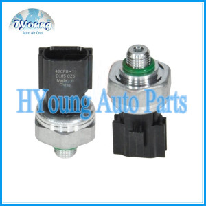 3 pins Auto AC Pressure Switch for NISSAN 92136-6J010 921366J010 92136 6J010