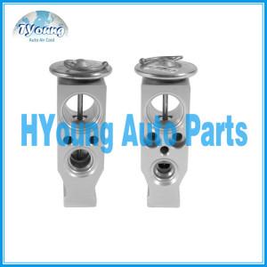 Car a/c system expansion valve fit MB Actros 1831/1833/1840/1841/2535/2543/2546/2557/2648/2650/2654/3353/3358 323357 43130999 6461KO