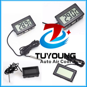 Test Tool Digital Thermometer Temperature Juice Meter Digital Thermometer/Centigrade Thermometer