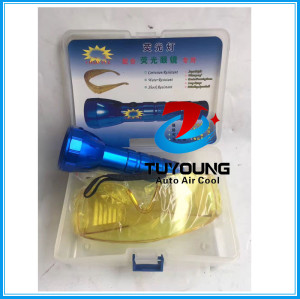 Vehicle repair tools fluorescent light glass, corrosion resistant water resistant shock resistant