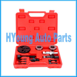 A/C Compressor Clutch Remover Puller Installer Installation Air Condition Tool ,Clutch Remover Installer Puller Air Conditioning Tools
