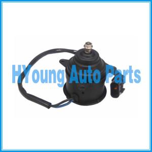 Auto ac radiator Fan motor for 062500-6351 fan motor