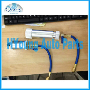 Car AC Aircon oil ejector oil lubricator oil squirt , bigger & smaller are all avaiable