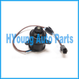 Radiator COOLING FAN (T.RAD) Motor For FIT GD1 GD3 2005- 2008,JAZZ 2004 2005,CITY 2007 2008 19030-PWA-J51/19030-REJ-H51