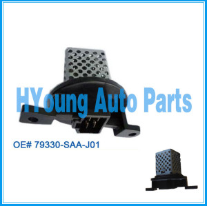 4 pins HVAC Blower Motor Resistor For Honda fit 79330-SAA-J01 79330SAAJ01