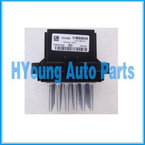 Heater Blower Motor Regulator Resistor for Buick Enclave Cadillac CTS Chevrolet Avalanche Equinox GMC Hummer H2 Pontiac Torrent Saturn 15141283