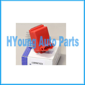 3pins Blower Motor Resistor Audi 80 S2 A3 A4 S4 Coupe TT VW Bora Golf GTi Lupo Beetle Heater Blower Resistor 1J0907521 1J0 907 521 / 357 907 521 357907521 Hella 5DS006467-01 5DS00646701