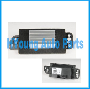 5 pins heater Blower Motor Resistor for Buick Chevrolet Pontiac 52417217 ACDelco 15-81727 GM Air Conditioning Blower Control Module