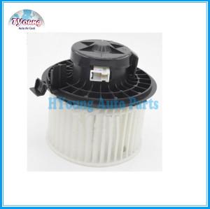Anti-clockwise Car ac blower fan motor 27226-EE91A 27226-ED50A 27226-ED52A Nissan Tiida HR16DE 2WD 2005-2011