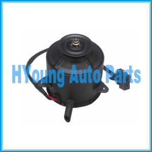 Radiator Cooling Fan Motor For Hyundai / Kia MB37615150 for KIA 0K2A115171 1140706123 1339505003 1339606003 K907860612 K992791303 K992821301