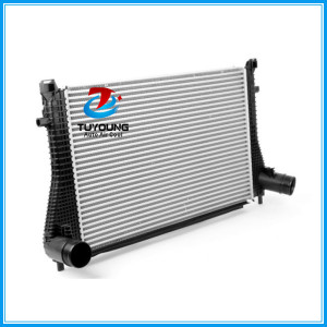 Auto air Intercooler fit VW golf mk7 Audi Quattro OE#5Q0145803N 5Q0145803K Radiator