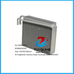 auto A/C Evaporator fit Freightliner Century Class 2733889AM EV 939979PFC BOAN9383001 4712081