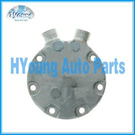 sanden auto air conditioning compressor rear head, SD air pump compressor/kompressor
