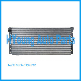 Auto air ac Condenser For Toyota Corolla 1988-1992 UPC 841859111307